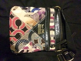 Fashionable coach bag