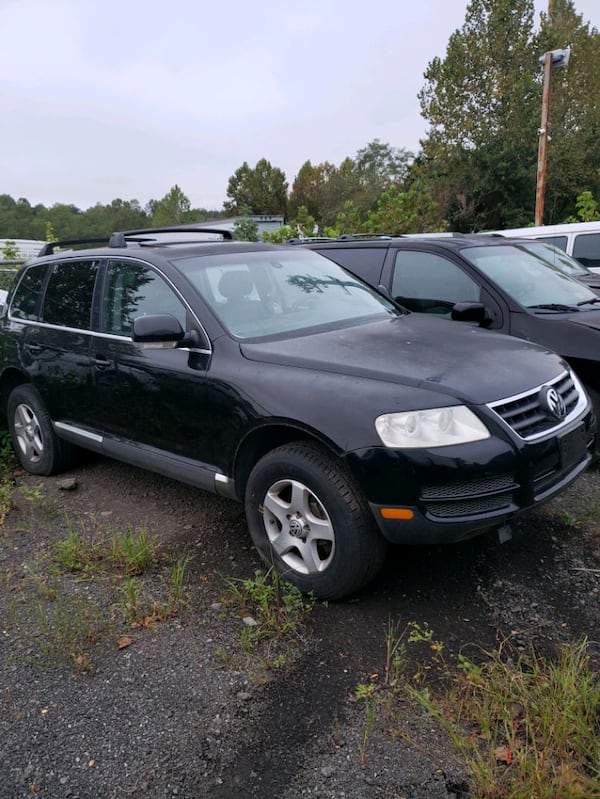2004 Volkswagen Touareg for parts 4