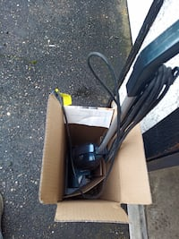 Free Vacuum cleaner (Suddenly stopped working)