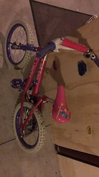 toddler's pink and purple bicycle South Hamilton, 01982