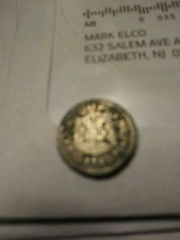 1748 Mexican 1/2 Reale
