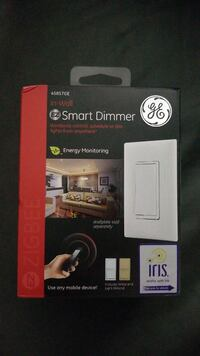 Comcast Xfinity Wifi dimmer switch GE Pittsburgh, 15243