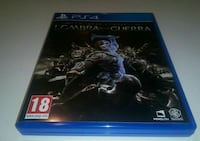 Custodia per Sony Shadow Shadow of Mordor 6816 km
