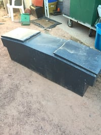 Tool box for truck heavy duty
