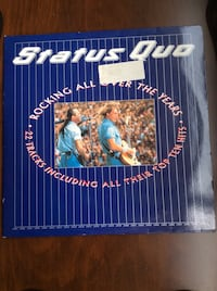 Status Quo Rocking All Over The Years Best of 2Lp