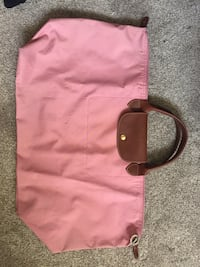 Longchamp large luggage bag