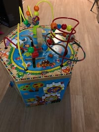 Activity cube for toddlers. Rockville, 20850