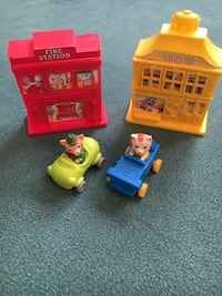 Set of 2 Richard Scarry Busytown Annandale, 22003