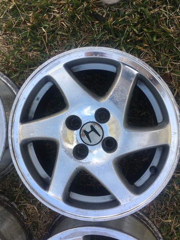 Used GSR Rims Blades Swirleys Acura Honda X For Sale In Clermont - Acura blades rims