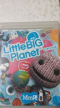 Little Big Planet 2nci El PS3 oyunu. Ergenekon Mh., 45400