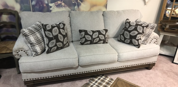 Fabulous Ashley Harelson Sofa And Loveseat Financing Available Machost Co Dining Chair Design Ideas Machostcouk