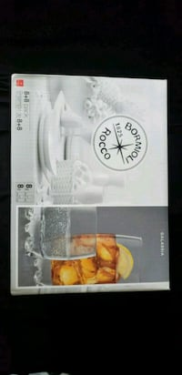 Newly bought set of 16 glasses..unopened with box Toronto, M5B 2H5