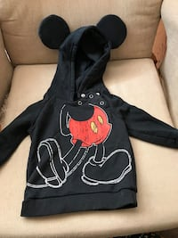 Disney Parks Baby 12 m hoodie with ears Modesto, 95356