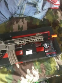 Lancer tactical key mod m4 airsoft