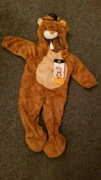 18-24 month lion toddler costume Honolulu, 96814
