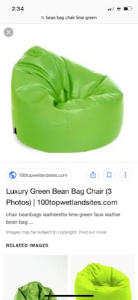 bean bag chair Edmonton