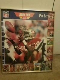 Jerry Rice collection 49ers WR Phoenix, 85023