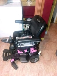 black and pink mobility scooter Capitol Heights, 20743