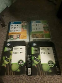 For sale a bunch of new printer cartridges  Glendale Heights, 60139