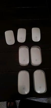 Apple wireless rechargeable mouse
