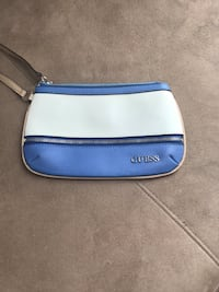 blue and white leather crossbody bag New Orleans, 70122
