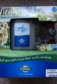 Pet Safe PIF-300 Waterproof Wireless Portable Pet Containment System New Hyde Park, 11040