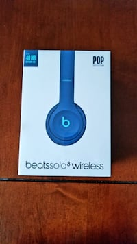 Beats by DrDre Solo3 Wireless Pop Blue - (Sealed) TORONTO