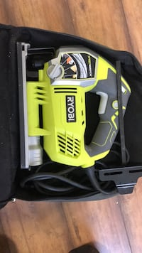 The Ryobi 6.1 Amp Variable Speed Orbital Jigsaw Vienna, 22180