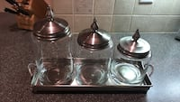 Southern living canisters