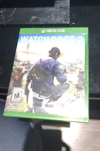 Watch dogs 2 Xbox one Edmonton, T5L 3A7