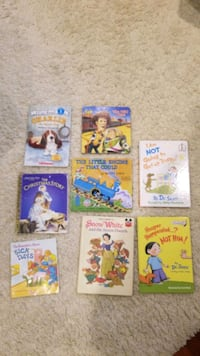 books - lot of children books Falls Church, 22042