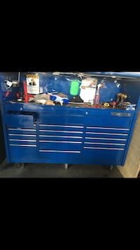 Matco 4S toolbox New York, 11420