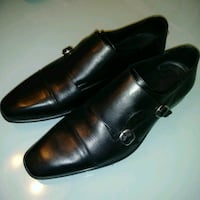Like new: Harry Rosen mens leather dress shoes - SIZE 44 (or 10 - 11.5 Edmonton, T6X 1J9