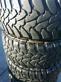 37x13.50r20 Toyo Open Country MT Spring Valley, 91977