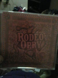 Merry Christmas from Rodeo Opry CD  Oklahoma City, 73127