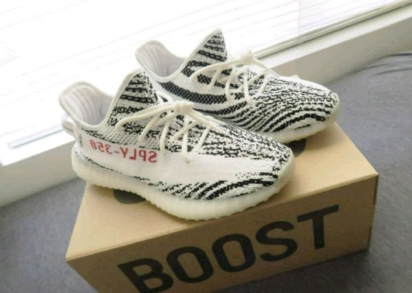 ee174befb Used Adidas Yeezy V2 Zebra for sale in Los Angeles - letgo