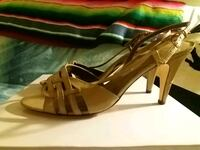 BEIGE HIGH HEELS Warren, 44485