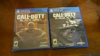 Call of Duty Black Ops 3/Ghosts