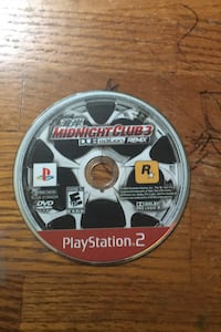 Midnight Club 3: Dub Edition REMIX - Sony, PlayStation 2 2006 Silver Spring, 20906
