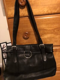 Brand New Piels black leather ladies large purse .. Baldwinsville, 13027