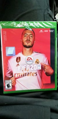 FIFIA 20  FOR XBOX ONE