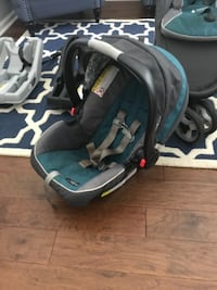 Graco click and connect 35 seat carrier JACKSONVILLE