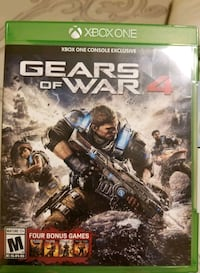 Gears of War 4 - Xbox One(previous games included) Gaithersburg, 20878