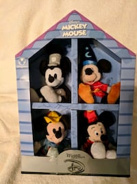 VERY RARE  Disney Store  Legendary Mickey Mouse  Thurmont, 21788