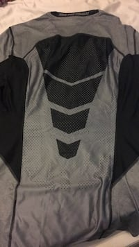 white and black Nike jersey shirt Raleigh, 27603
