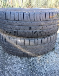 2 tires good year 205/70r16 $50 Leesburg, 20176