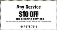 House cleaning/office cleaning Toronto