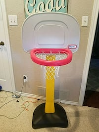 Little tikes basketball hoop Plano, 75023