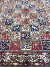 7x10ft handmade persian collectible rug  Rockville, 20852