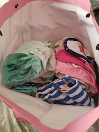 0-3 months old girl clothes $20 Manassas, 20110